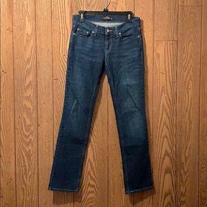 Levi's 524 jeans - size 7